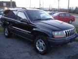 2002 Black Jeep Grand Cherokee Laredo 4x4 #22771172