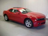2010 Victory Red Chevrolet Camaro LT Coupe #22559229