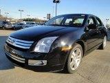2008 Black Ebony Ford Fusion SEL V6 #22773118