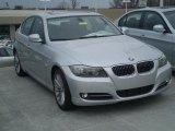 2009 Titanium Silver Metallic BMW 3 Series 335xi Sedan #22848637