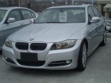 2009 Titanium Silver Metallic BMW 3 Series 335i Sedan #22848711