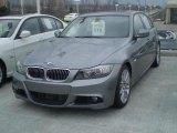 2009 Space Grey Metallic BMW 3 Series 335i Sedan #22848633