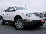 2009 White Opal Buick Enclave CXL AWD #22830521