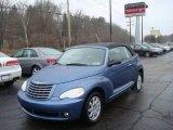 2007 Marine Blue Pearl Chrysler PT Cruiser Convertible #22838613