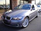 2009 Space Grey Metallic BMW 3 Series 335xi Sedan #22835931