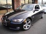 2007 Black Sapphire Metallic BMW 3 Series 328xi Coupe #22835956