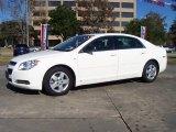 2008 White Chevrolet Malibu LS Sedan #22845801