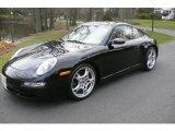 2007 Black Porsche 911 Carrera 4S Coupe #22832310