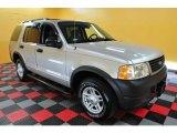 2003 Silver Birch Metallic Ford Explorer XLS 4x4 #22888407