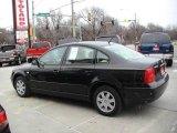 2000 Black Magic Volkswagen Passat GLS 1.8T Sedan #22885550