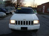 1997 Jeep Grand Cherokee Stone White