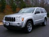 2006 Bright Silver Metallic Jeep Grand Cherokee Limited 4x4 #22923666