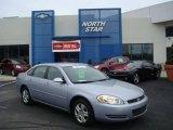 2006 Glacier Blue Metallic Chevrolet Impala LS #22915331