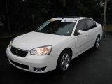 2007 White Chevrolet Malibu LTZ Sedan #22910295