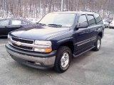 2005 Dark Blue Metallic Chevrolet Tahoe LS 4x4 #22905258