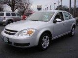 2007 Ultra Silver Metallic Chevrolet Cobalt LT Sedan #22903498
