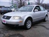 2003 Reflex Silver Metallic Volkswagen Passat GLS Sedan #22904504