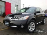 2006 Super Black Nissan Murano SL AWD #22918774