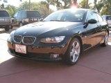 2007 Black Sapphire Metallic BMW 3 Series 328i Coupe #22974686