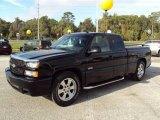 2003 Black Chevrolet Silverado 1500 SS Extended Cab AWD #22993483
