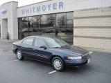 1999 Midnight Blue Pearl Buick Century Custom #22989082