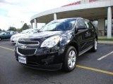 2010 Black Chevrolet Equinox LS #22981412