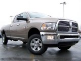 2010 Austin Tan Pearl Dodge Ram 3500 Big Horn Edition Crew Cab 4x4 #22972424