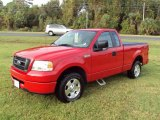 2007 Ford F150 STX Regular Cab Data, Info and Specs