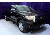 2008 Black Toyota Tundra Limited Double Cab 4x4 #22984074