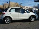 2007 Pearl White Suzuki SX4 AWD #22974458