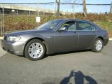 2003 Sterling Grey Metallic BMW 7 Series 745Li Sedan #22985327