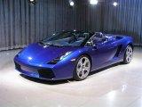 2007 Lamborghini Gallardo Spyder E-Gear