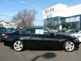 2007 Jet Black BMW 3 Series 328xi Coupe #22974470