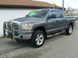 2006 Mineral Gray Metallic Dodge Ram 1500 SLT Quad Cab 4x4 #22982412