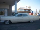 Cadillac DeVille 1964 Data, Info and Specs