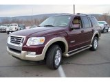 2006 Dark Cherry Metallic Ford Explorer Eddie Bauer 4x4 #22975405