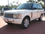 2004 Chawton White Land Rover Range Rover HSE #22974682