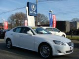 2008 Starfire White Pearl Lexus IS 250 AWD #22974501