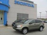 2007 Green Tea Metallic Honda CR-V EX 4WD #22970768