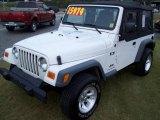 2006 Stone White Jeep Wrangler X 4x4 #22968635