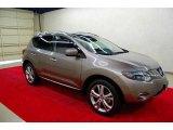 2009 Tinted Bronze Metallic Nissan Murano LE AWD #22979436