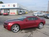 2010 Red Jewel Tintcoat Chevrolet Camaro LT/RS Coupe #22988156