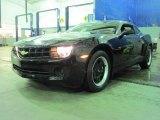 2010 Black Chevrolet Camaro LS Coupe #23092571