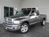 2002 Graphite Metallic Dodge Ram 1500 SLT Quad Cab #23075481