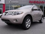 2010 Saharan Stone Metallic Nissan Murano SL #22984293