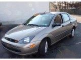 2003 Arizona Beige Metallic Ford Focus SE 2.3 Sedan #23070798