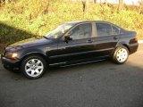 2004 Jet Black BMW 3 Series 325i Sedan #23087433