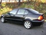 2004 Jet Black BMW 3 Series 325xi Sedan #23087434