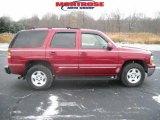 2004 Sport Red Metallic Chevrolet Tahoe LT 4x4 #23091179