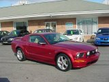 2006 Redfire Metallic Ford Mustang GT Premium Coupe #23090630